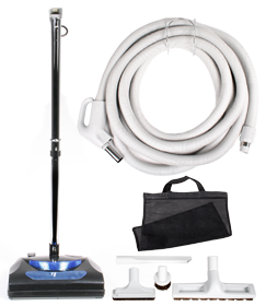 BlackHawk Kit for central vacuum systems.